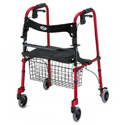 CRUISER DE-LIGHT ROLLING WALKER