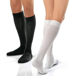 JOBST® OPAQUE STOCKINGS - KNEE HIGH 30-40MMHG