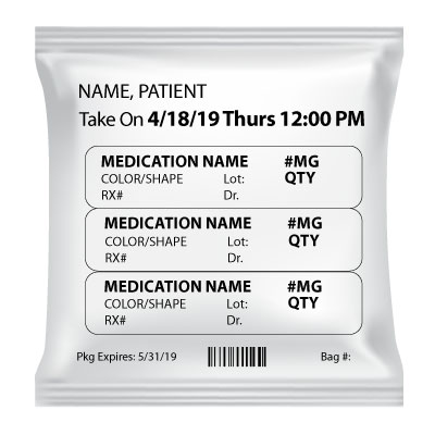 medication management pill pack